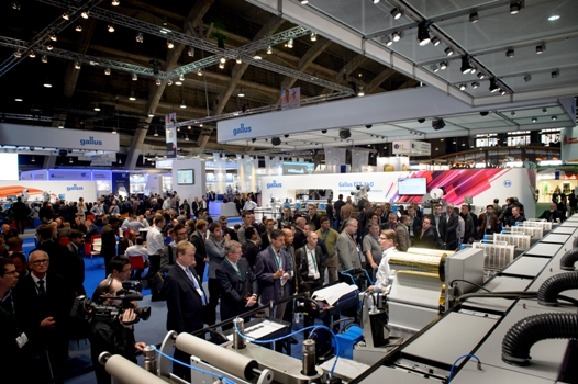 Gallus exhibited its latest presses