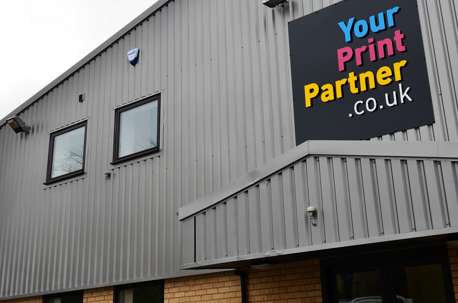 YPP premises in Lincoln