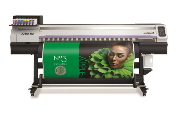 Mimaki JV300 high quality, production outdoor durable inkjet printer