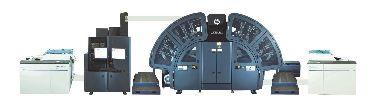 The new HP PageWide T240 HD provides customers increased print quality and higher productivity