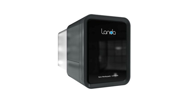 Landa Nano-Metallography L50 Module