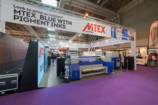 MTEX Blue at Sign UK