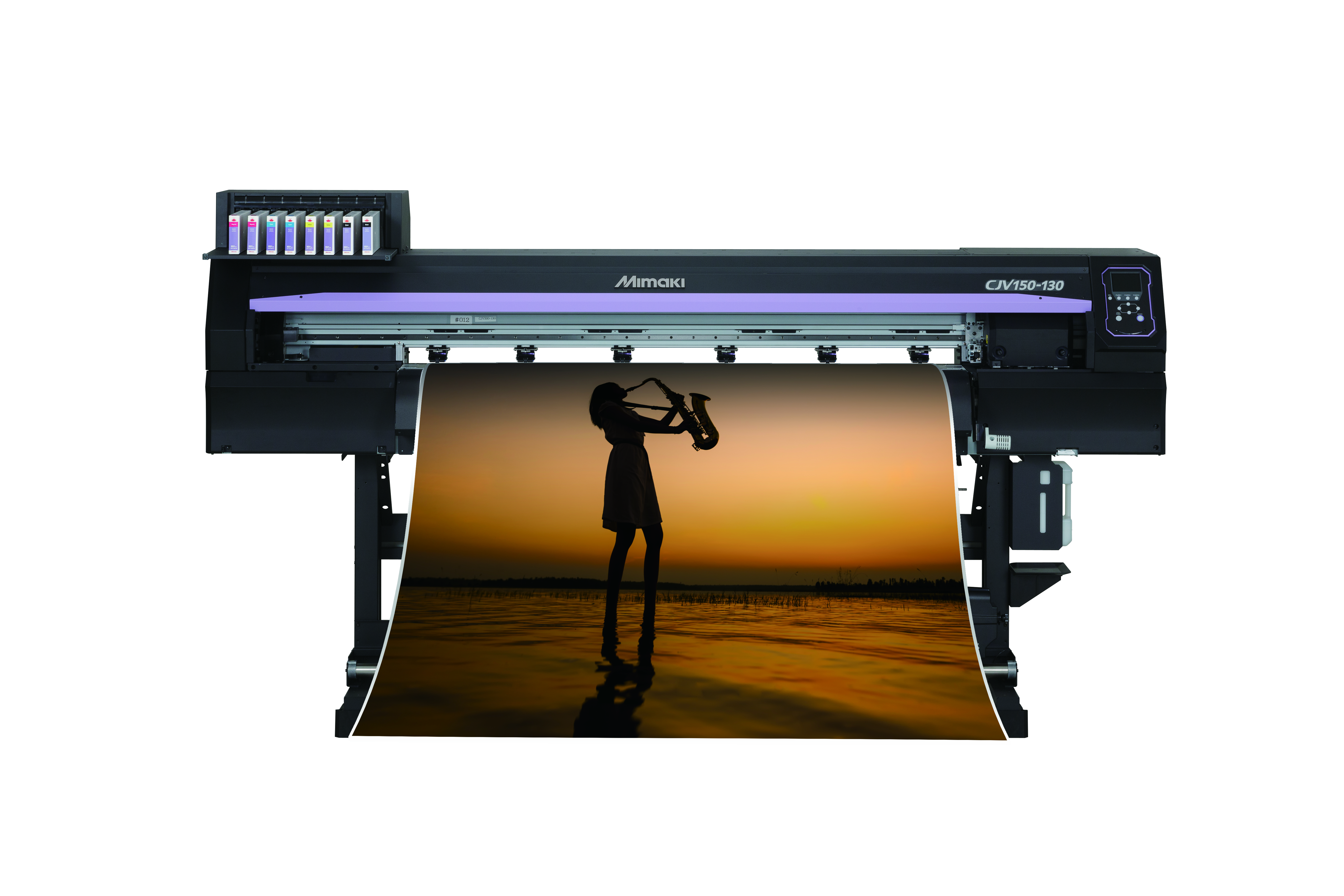 The Mimaki CJV150-130 printer/cutter retails at just £9,995 this autumn
