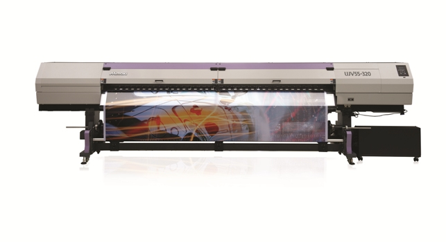 The Mimaki UJV55-320