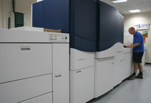 SPS Xerox iGen 5