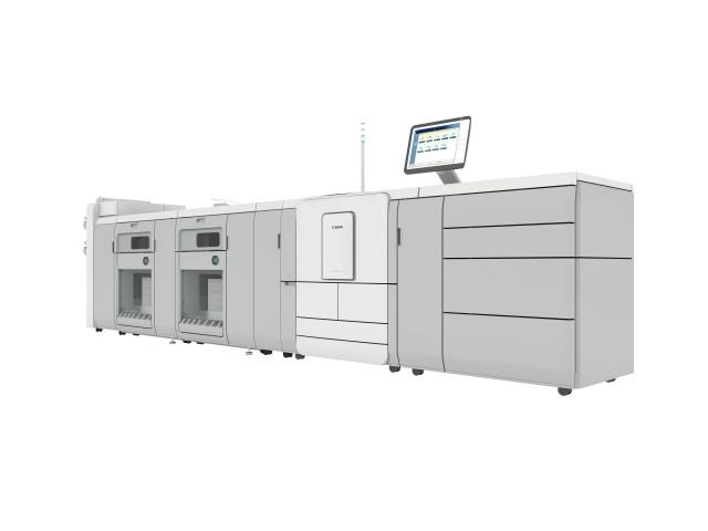 varioPRINT 140 Printer PIM Decurl HCS HCS Set FSL 02
