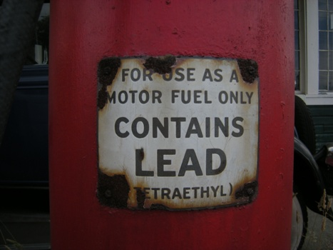 Lead Was Phased out of gasoline in the U S beginning in 1976