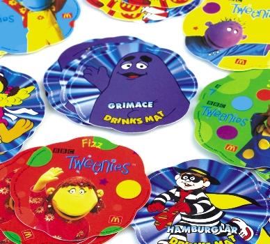 Priplak Antalis coasters