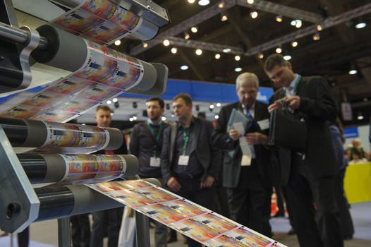As well as the latest working presses, the show will feature new substrates, inks and ancillaries