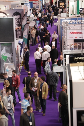 Visitors at last year's SDUK