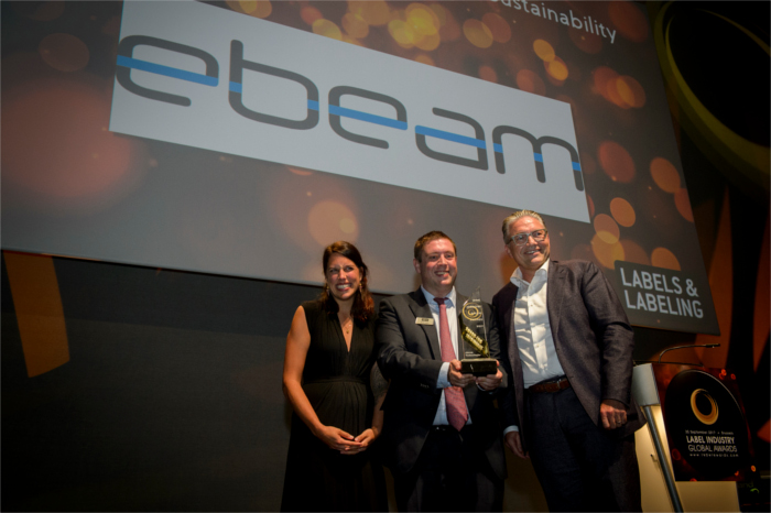 Sustainability category winner - ebeam Technologies