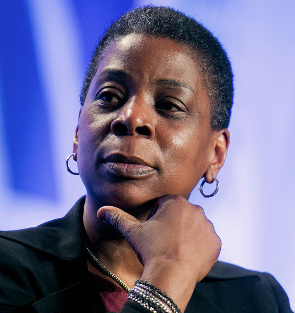 Ursula Burns, chairman and chief executive officer of Xerox
