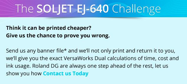 SOLJET EJ-640 CHALLENGE