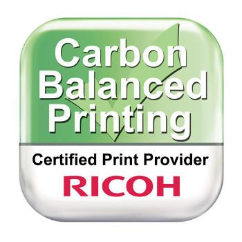Ricoh Carbon Balanced Printing Member