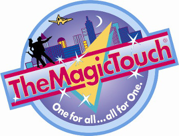 magic touch logo