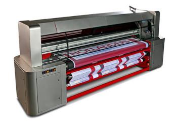 HPS ColorBooster XL digital textile printer