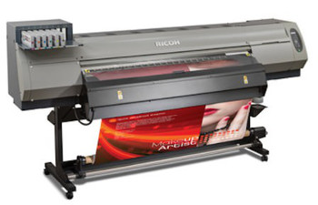 Ricoh L4100 latex large format printer