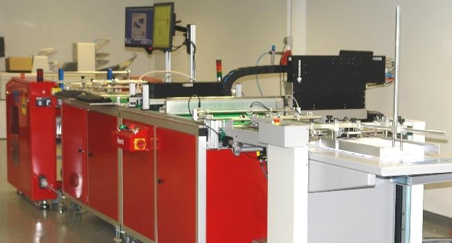 K600i ink jet printer