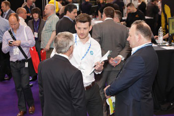 Plenty of questions for exhibitors at Sign & Digital UK 2014